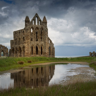Whitby Abbey, Yorkshire